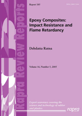 Epoxy Composites: Impact Resistance and Flame Retardancy (Paperback)