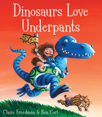 Dinosaurs Love Underpants (Paperback)