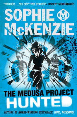 Hunted - The Medusa Project No. 4 (Paperback)