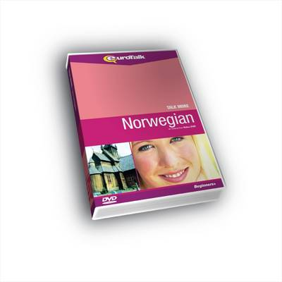 Talk More Norwegian: Interactive Video DVD Beginners+ (DVD video)