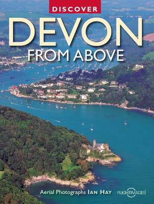Discover Devon from Above (Paperback)