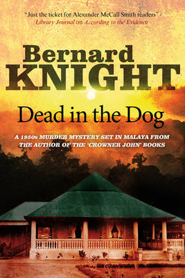 Dead in the Dog - A Tom Howden Mystery 1 (Paperback)