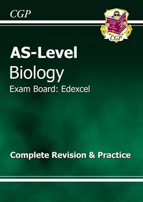 AS-Level Biology Edexcel Complete Revision & Practice (Paperback)