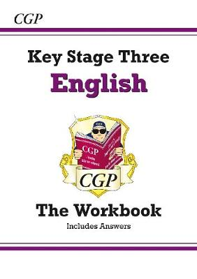 KS3 English Workbook (With Answers and Online Edition) (Paperback)