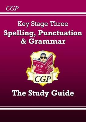 Spelling, Punctuation and Grammar for KS3 - The Study Guide (With Online Edition) (Paperback)