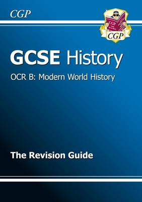 GCSE History OCR B Modern World History Revision Guide (Paperback)