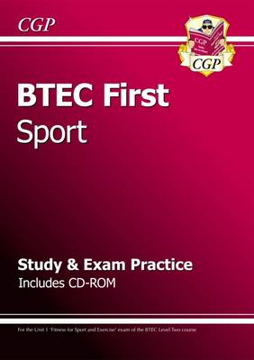 BTEC First in Sport - Study & Exam Practice with CD-Rom (Mixed media product)