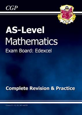 AS-Level Maths Edexcel Complete Revision & Practice (Paperback)