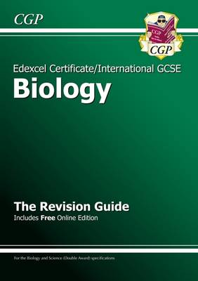 Edexcel Certificate/International GCSE Biology Revision Guide (with Online Edition) (Paperback)