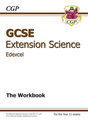 GCSE Further Additional (Extension) Science Edexcel Workbook (A*-G Course) (Paperback)