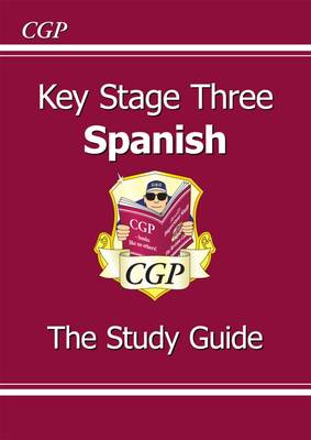KS3 Spanish Study Guide (Paperback)