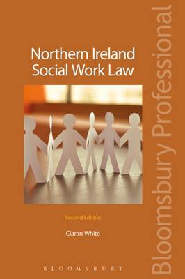 Northern Ireland Social Work Law (Paperback)
