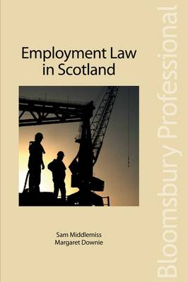 Employment Law in Scotland (Paperback)