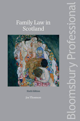 Family Law in Scotland (Paperback)