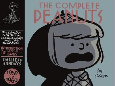 The Complete Peanuts 1959-1960: Volume 5 (Hardback)