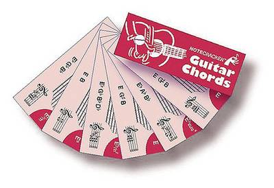 Notecracker: Guitar Chords (Cards)