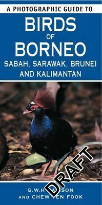 A Photographic Guide to Birds of Borneo: Sabah, Sarawak, Brunei and Kalimantan (Paperback)