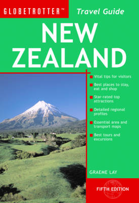 New Zealand - Globetrotter Travel Pack (Mixed media product)