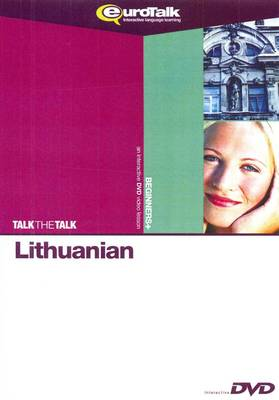 Talk the Talk Lithuanian - Interactive Video DVD (DVD)