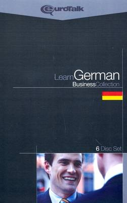 Learn German - Business Collection: Talk Now, Talk the Talk, Talk More, World Talk, Talk Business and Movie Talk (CD-ROM)