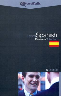 Learn Spanish - Business Collection: Talk Now, Talk the Talk, Talk More, World Talk, Talk Business and Movie Talk (CD-ROM)