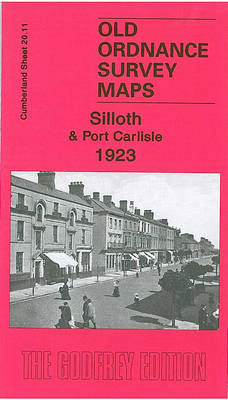 Silloth and Port Carlisle 1923: Cumberland Sheet 20.11 - Old Ordnance Survey Maps of Cumberland (Sheet map, folded)