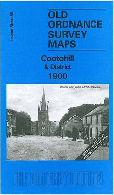 Cootehill & District 1900: Ireland Sheet 69 - Old Ordnance Survey Maps of Ireland - Inch to the Mile (Sheet map, folded)