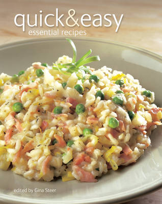 Quick & Easy: Essential Recipes - Essential Recipes (Paperback)
