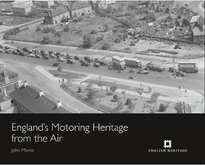 England's Motoring Heritage from the Air (Hardback)