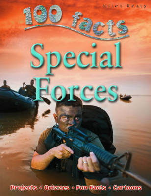 Special Forces - 100 Facts (Paperback)
