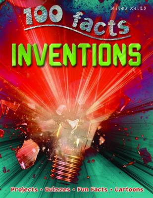 100 Facts Inventions - 100 Facts (Paperback)