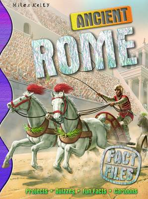 Ancient Rome - Fact Files (Hardback)