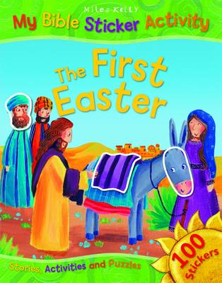 The First Easter - My Bible Sticker Activity (Paperback)