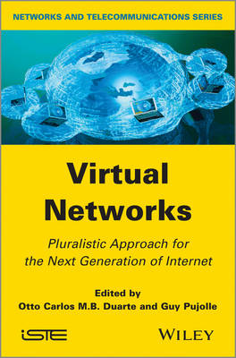 Virtual Networks: Pluralistic Approach for the Next Generation of Internet - ISTE (Hardback)