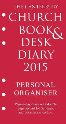 The Canterbury Church Book and Desk Diary 2015 (Loose-leaf)