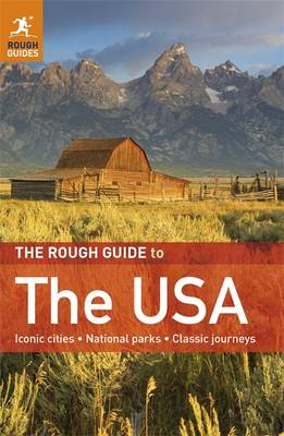 The Rough Guide to the USA (Paperback)