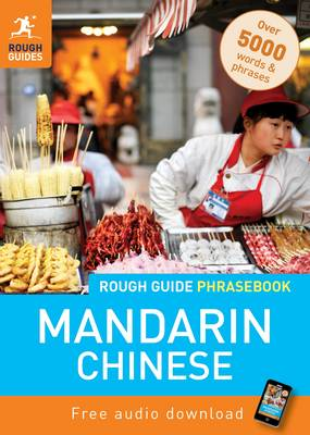 Rough Guide Phrasebook: Mandarin Chinese (Paperback)