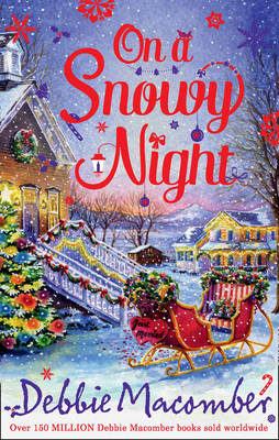 On a Snowy Night: The Christmas Basket / The Snow Bride (Paperback)