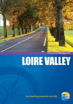 Loire Valley - Driving Guides (Paperback)