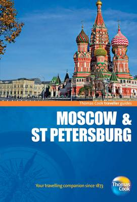 Moscow and St Petersburg - Traveller Guides (Paperback)