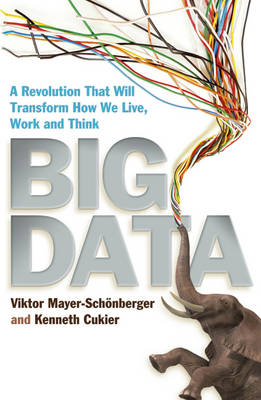 Big Data: A Revolution That Will Transform How We Live, Work and Think (Paperback)
