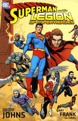 Superman and the Legion of Superheroes (Paperback)