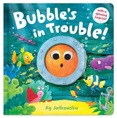 Bubble's in Trouble! (Novelty book)