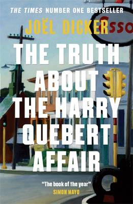 The Truth About the Harry Quebert Affair (Paperback)