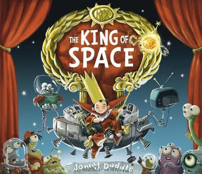 The King of Space (Hardback)