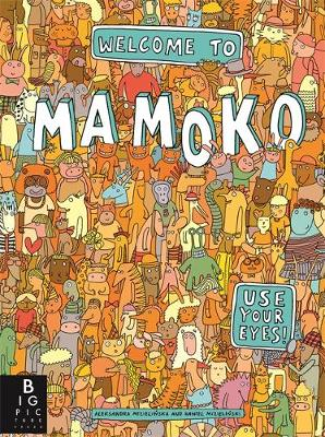 Welcome to Mamoko (Hardback)