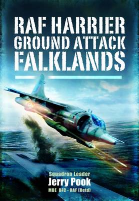 RAF Harrier Ground Attack - Falklands (Paperback)