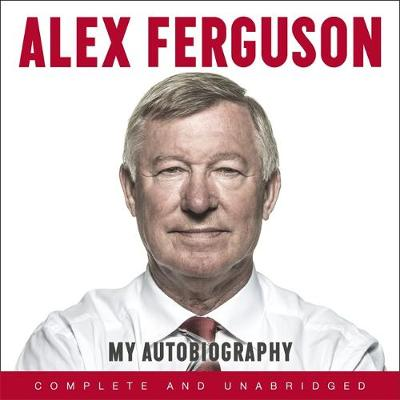 Alex Ferguson My Autobiography (CD-Audio)