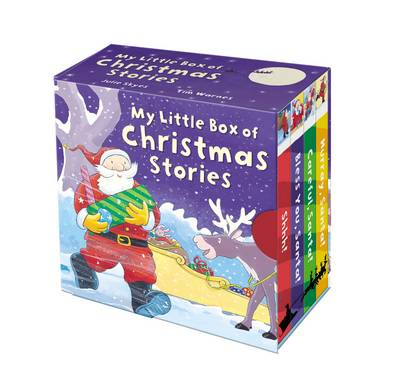 My Little Box of Christmas Stories (Board book)