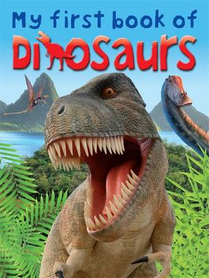 My First Book of Dinosaurs - My First Book of (Paperback)